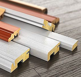Utilize Moldings & Trims for Flooring Design