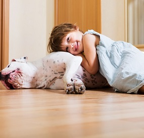Floors for Children and Pets